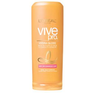 Vive Pro Hydra Gloss Moisturizing Conditioner for Very Dry/Damaged Hair