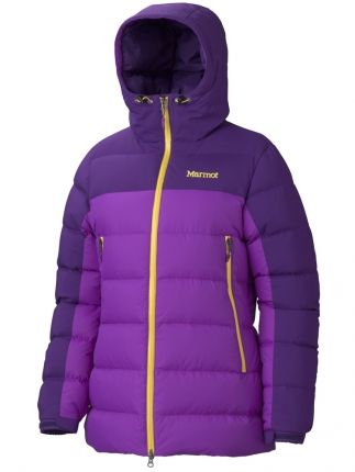 Wm's Mountain Down Jacket Women's Outerwear Down Insulated Jackets MemBrain®