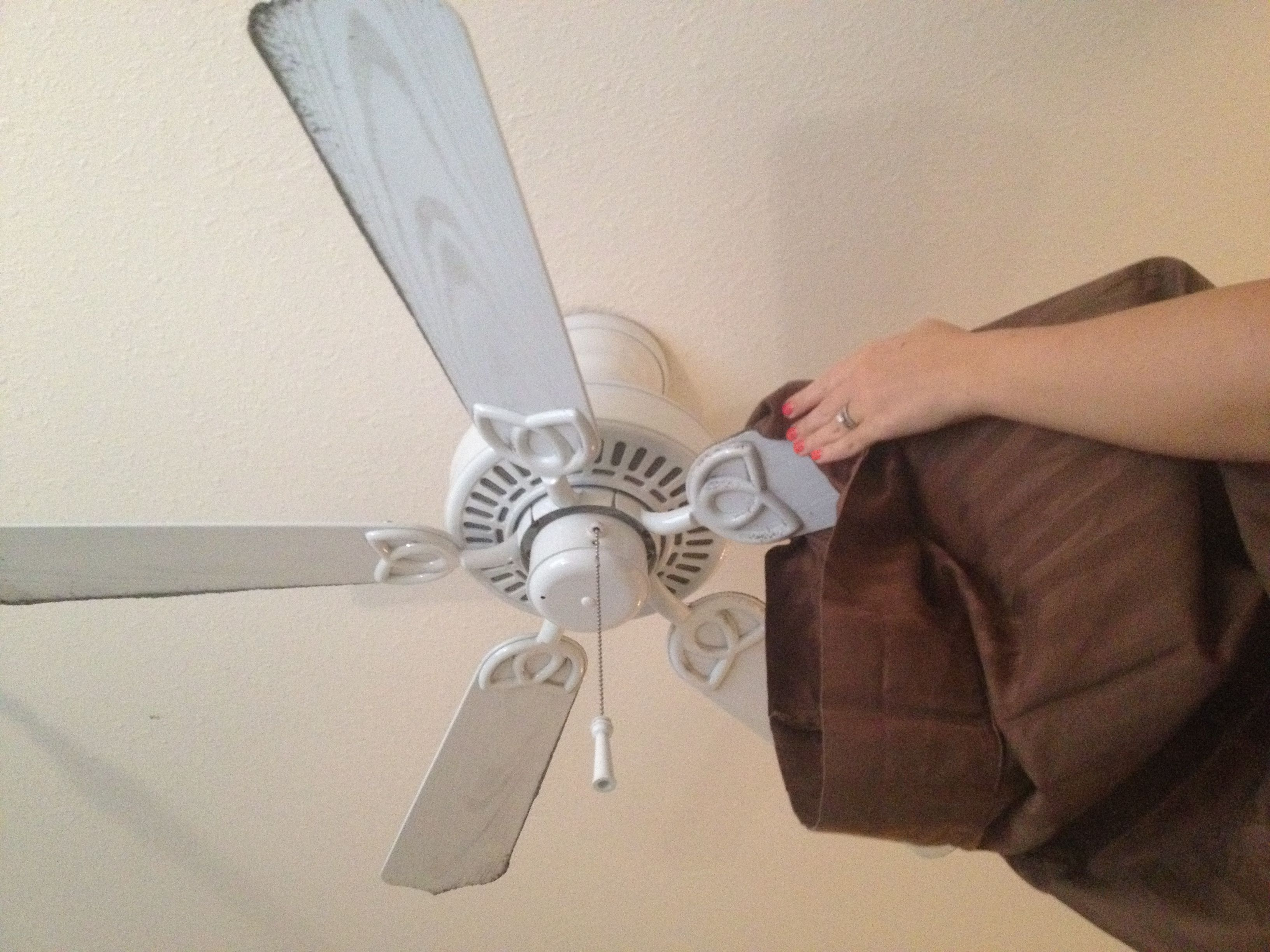 how to clean fan blades without a dusty mess fans cleaning hacks deep tips dc motor
