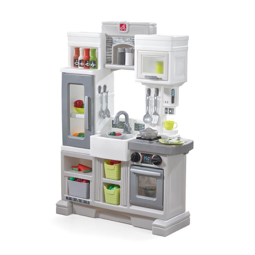 Downtown delights kitchen play kitchen toy kitchen set