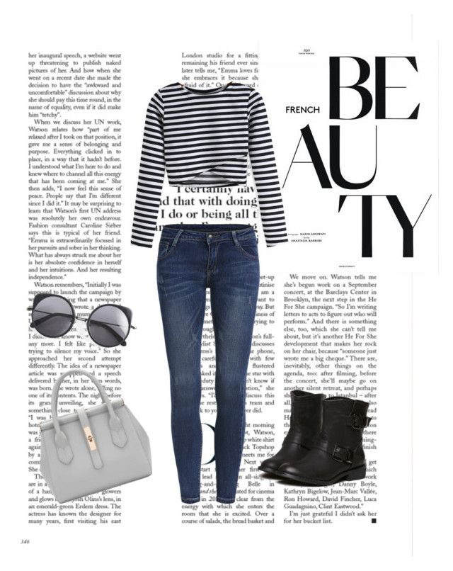 """""""Untitled #14"""" by justine-frial on Polyvore featuring Wood Wood"""
