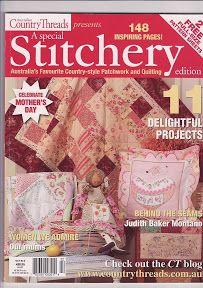 Australian Country Threads - Stitcherie vol 07 n 04 - imagenspoli - Álbumes web de Picasa