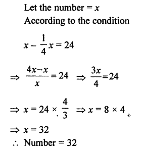 Selina Concise Mathematics class 7 ICSE Solutions - Simple