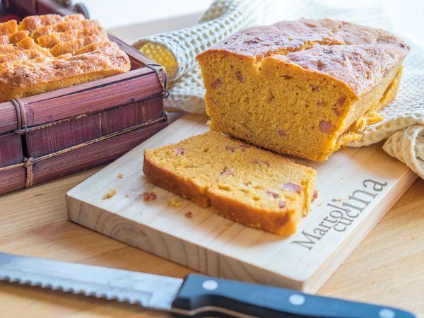 Plumcake 7 vasetti con prosciutto tonno e formaggio food - Forno tradizionale e microonde insieme ...