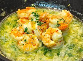 grogs4blogs: Shrimp Scampi