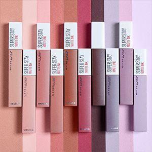 Maybelline SuperStay Matte Ink Lip Color - Thrill