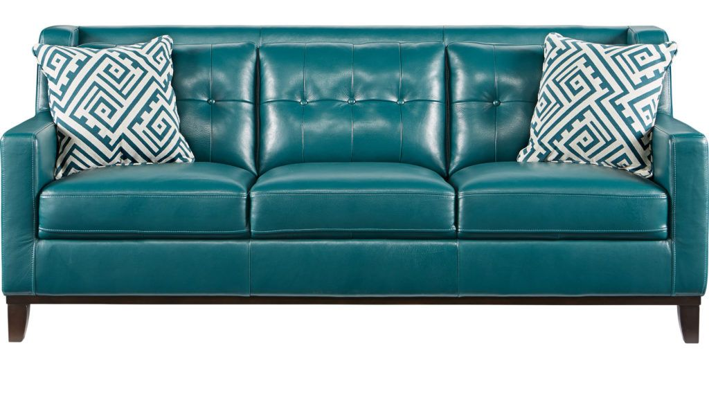 Image Result For Leather Aqua Purse Green Leather Sofa Teal