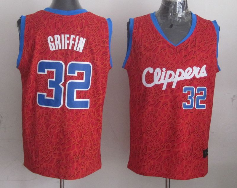af0c9402b NBA Crazy Light Los Angeles Clippers Blake Griffin  32 Swingman New Jersey  Red - ortbel