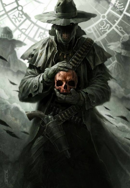 Skull Reaper artwork