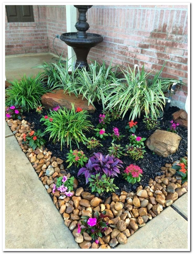 44 magical side yard and backyard gravel garden design ideas 33 - MTV Home Design - #Backyard #Design #Garden #gravel #Home #Ideas #Magical #MTV #Side #Yard #sideyards