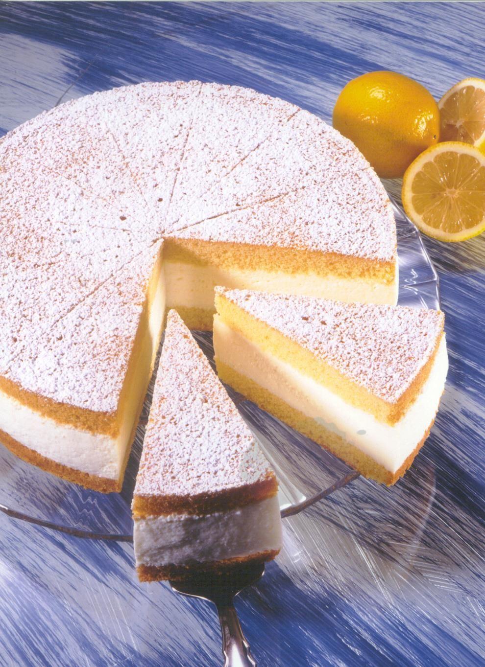 Kase Sahne Torte Rezept
