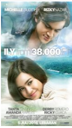 Download Film I LOVE YOU FROM 38 000 FEET 2016 BluRay Ganool Movie