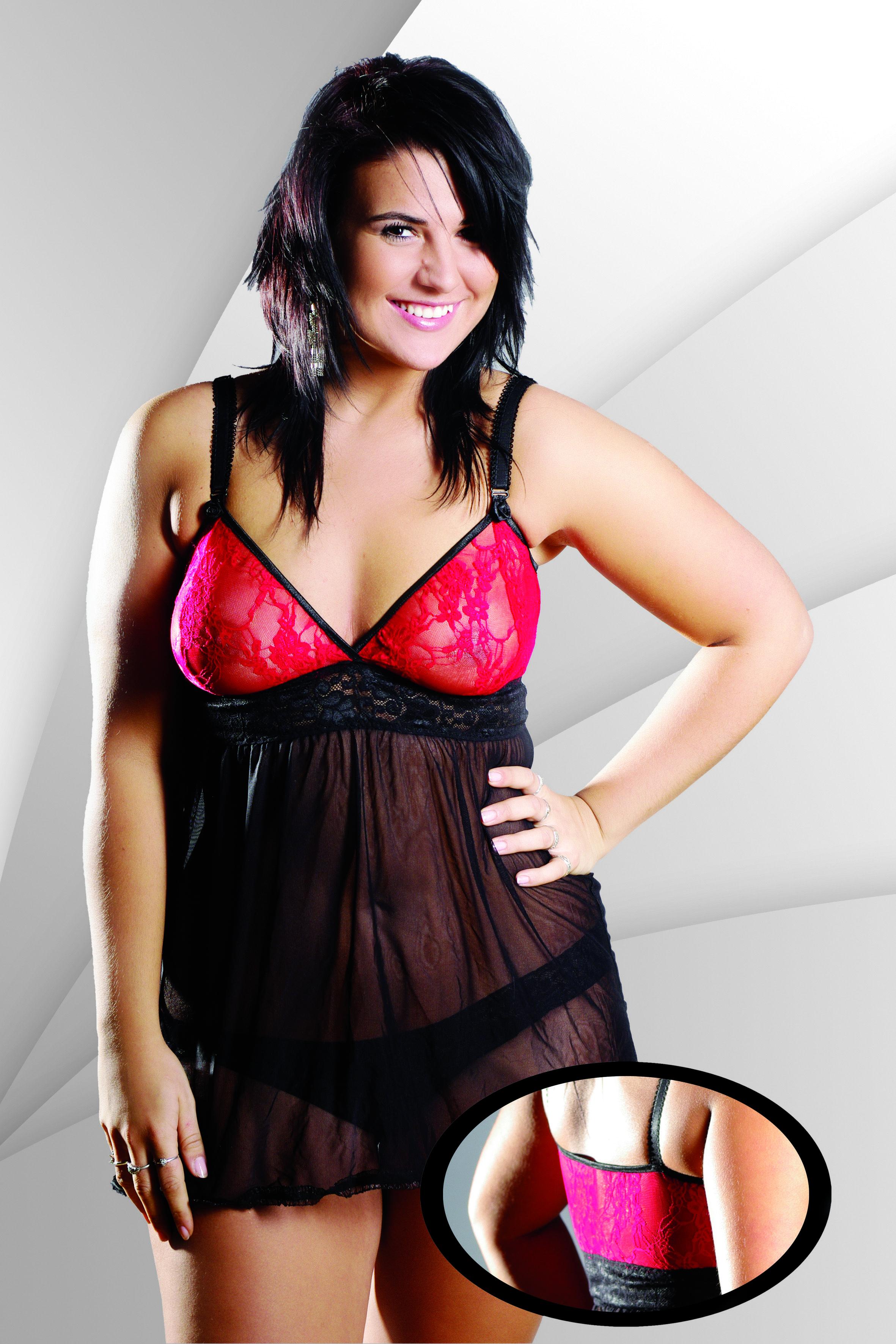 A Gordinha Sexy traz até os mini vestidos 11b238d9850