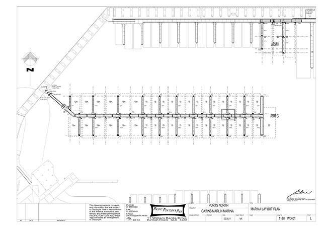 Marina Design - Marina Construction - Floating Pontoon