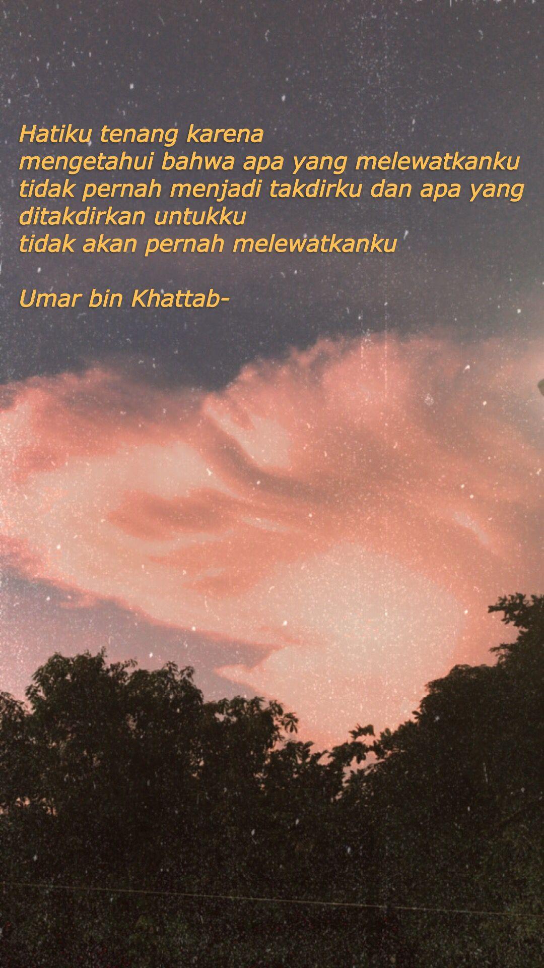 Umar Bin Khattab Quotes Kata Kata Motivasi Buku Remaja Kutipan Agama