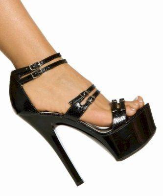 dc6fc211d50c Chaussure à Talon aiguille noir