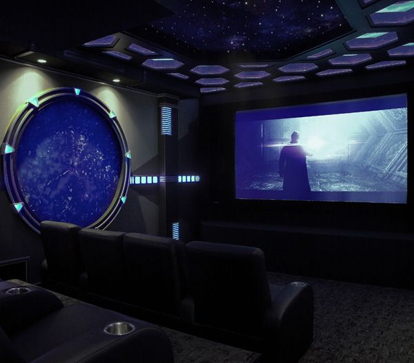 4 Favorite Movie-themed Home Theaters In Case You Need