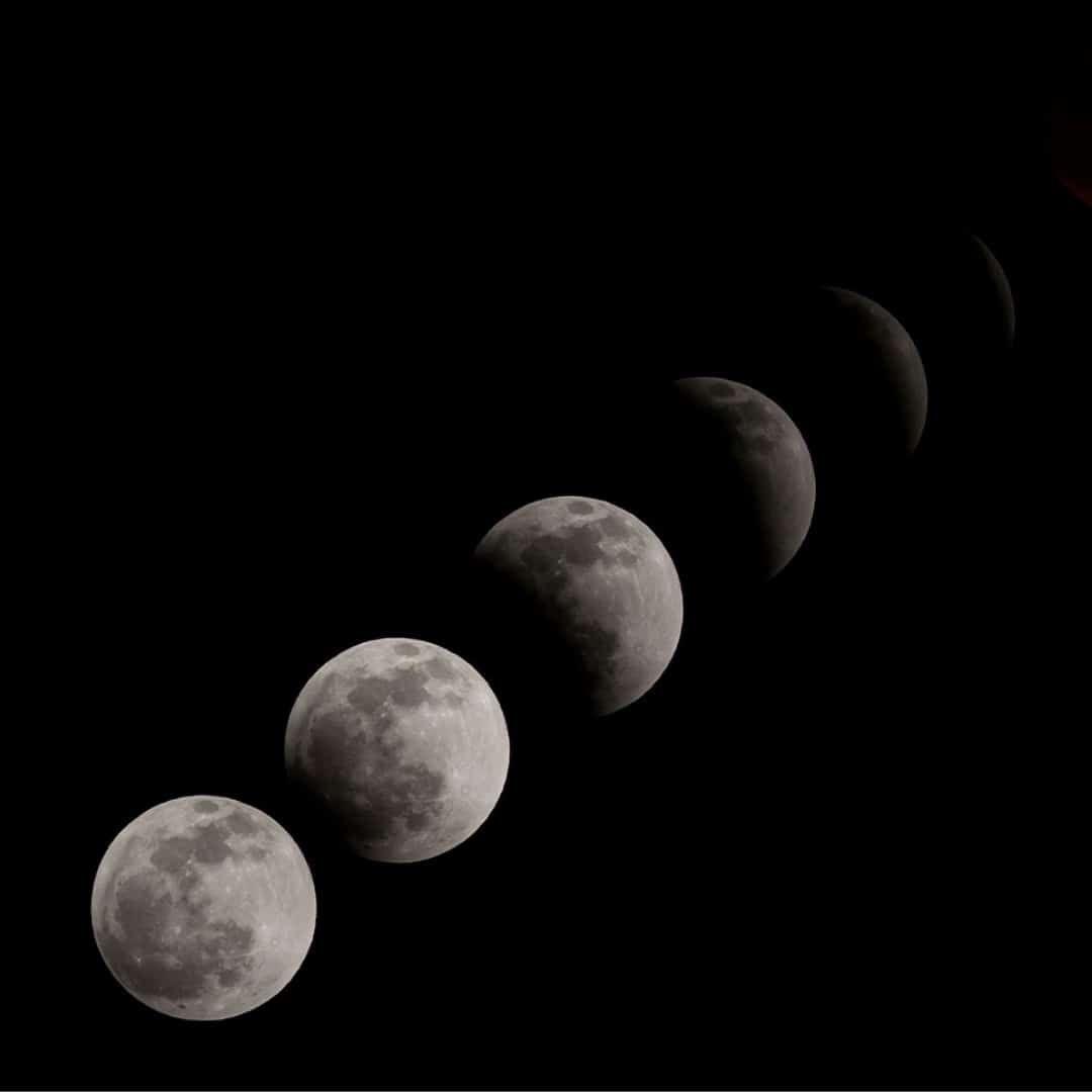 The Spiritual Moon Phases Spirituality Moon Phases Waxing Waning