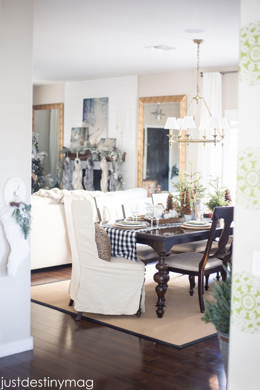 A Christmas Home Tour | christmas | Pinterest | Christmas home, Home ...
