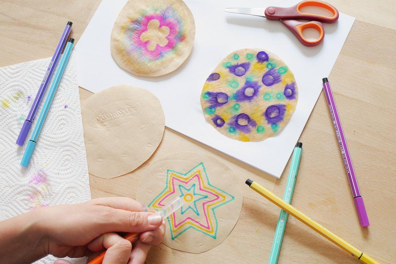 Farbexperimente Mit Kindern 315 Farben Experimente Farben Experiment