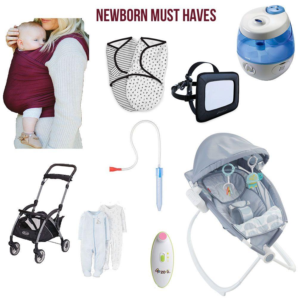 Newborn Must Haves Baby strollers, Baby, Children