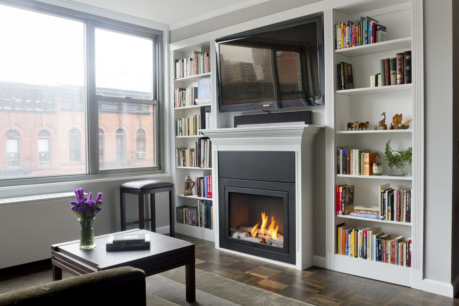 Comparing Types Of Fireplaces Ventless Fireplace Fireplace