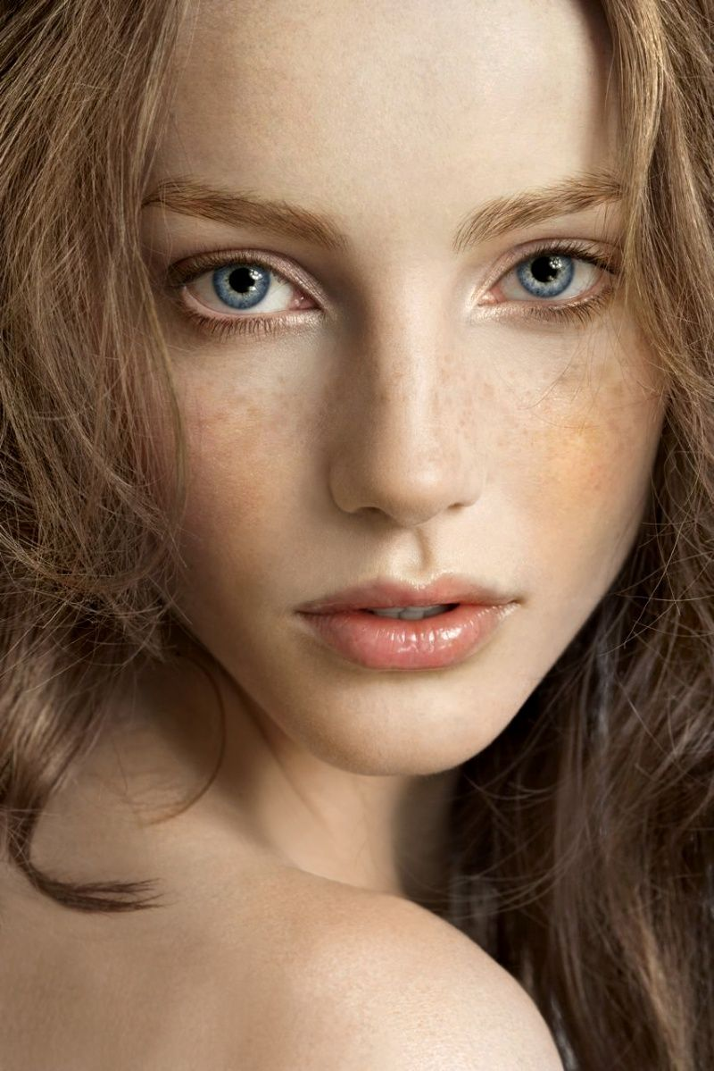 Natural Beauty Makeup Inspiration Natural Pinterest Rostros - Muchachas-guapas
