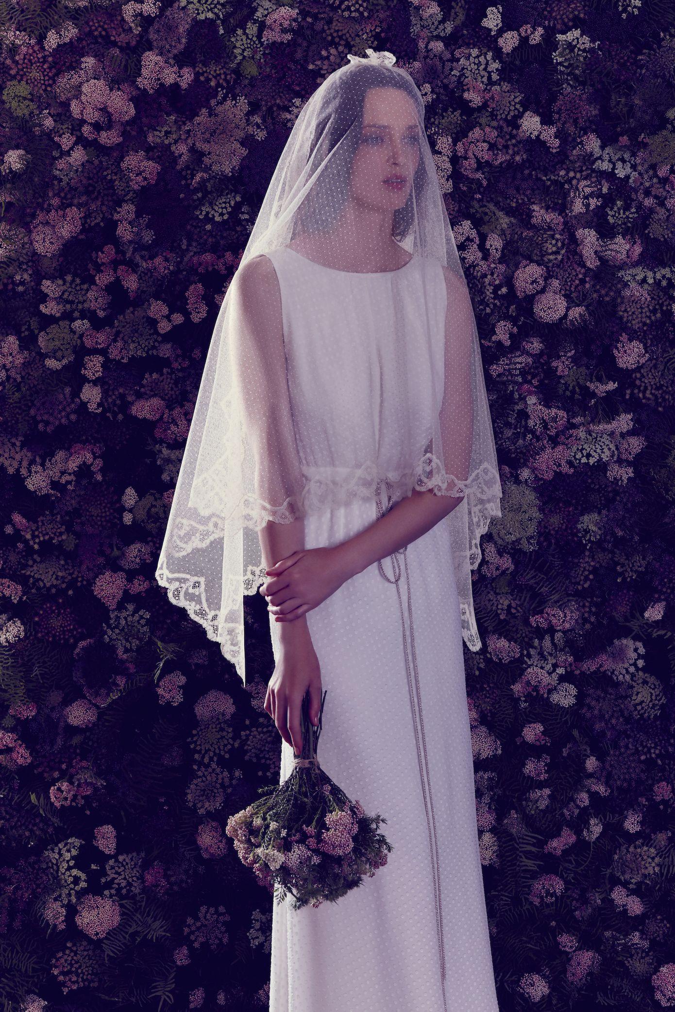 Ailanto primera colección de novias | Brides | Pinterest | De novia ...
