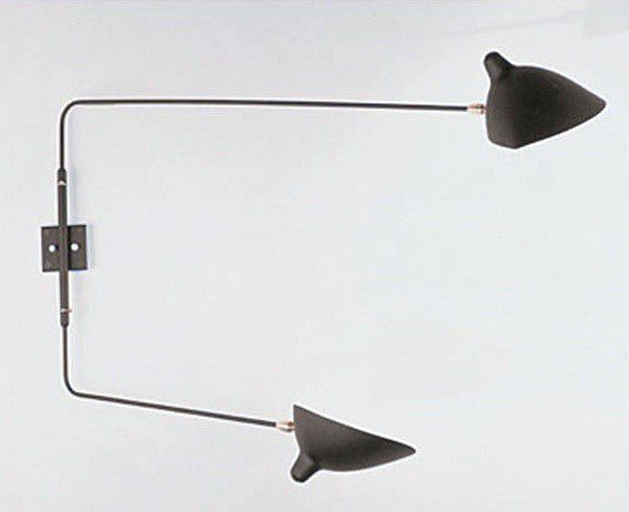 Swing Arm Wall Lamp Lightupmyparty