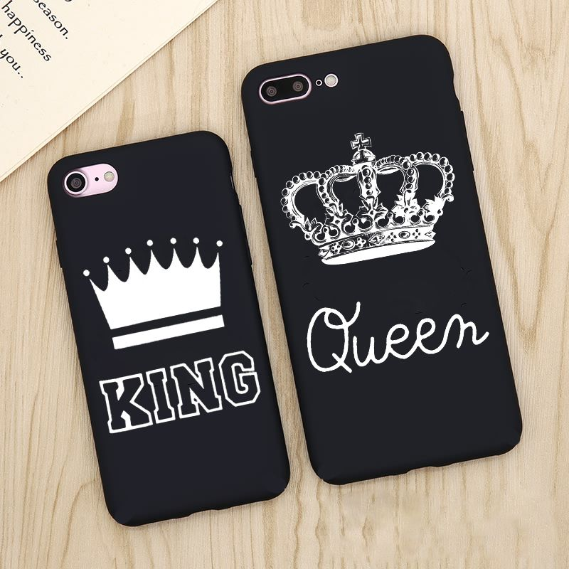 cover iphone 7 king queen