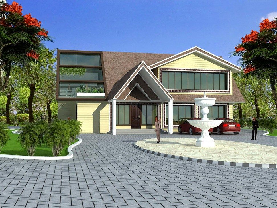Farm House Designs And Floor Plans In India House Plan 2017