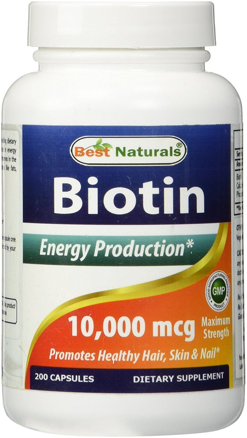 Best Naturals Biotin 10000 mcg 200 Capsules *** Check out the image by visiting the link. (With
