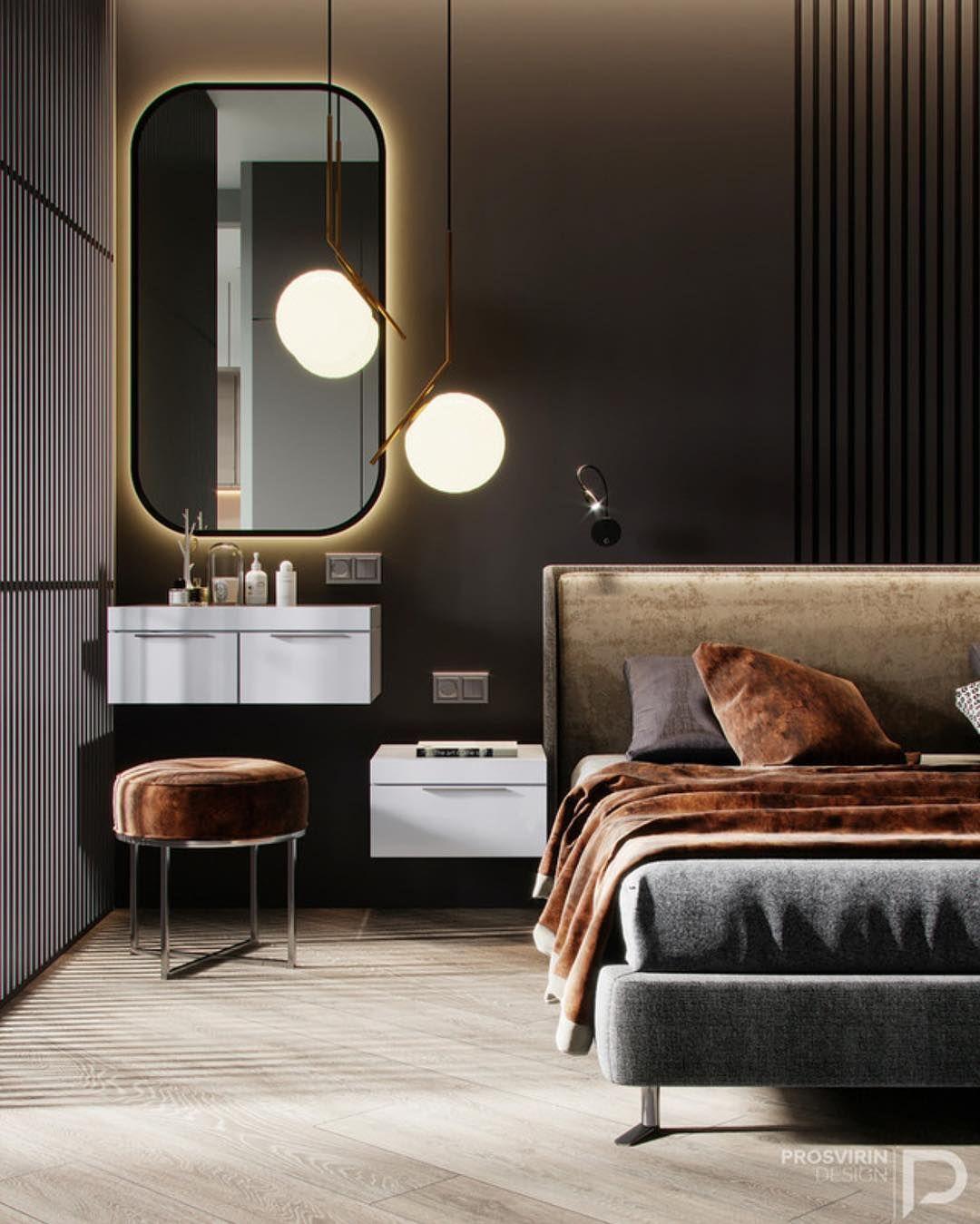 Mid Century Furniture Hotel Bedroom Design Home Room Design