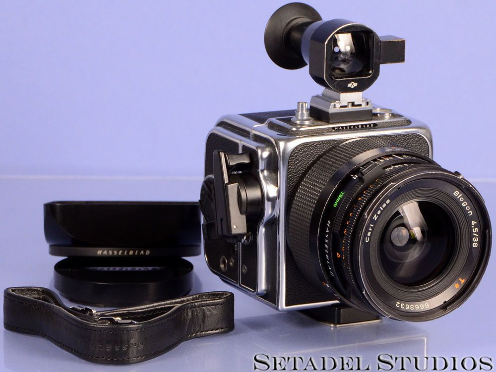 Details about HASSELBLAD SWC/M ZEISS 38MM F4 5 BIOGON CF T