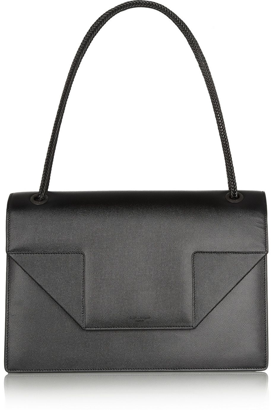 c495bfb8e8d Saint Laurent   Betty Jumbo textured-leather shoulder bag   NET-A-PORTER.COM