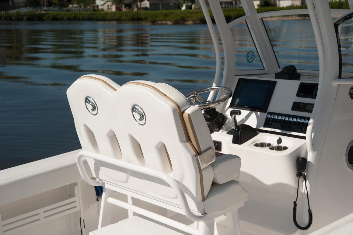 Helm Seats For Center Console Boats