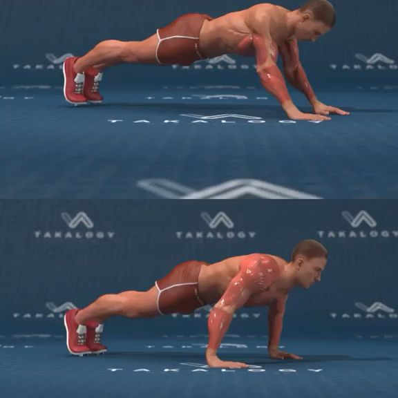 Pin On Plank Workout