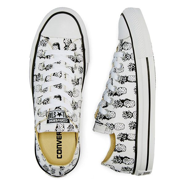 f2ba7f0747b Converse Chuck Taylor All Star Pineapple Sneakers - JCPenney ...