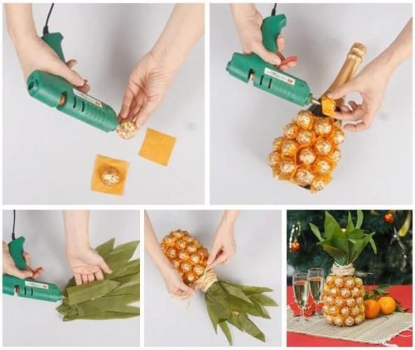 Como decorar mesas para fiestas ideas para decorar una for Ideas para decorar botellas
