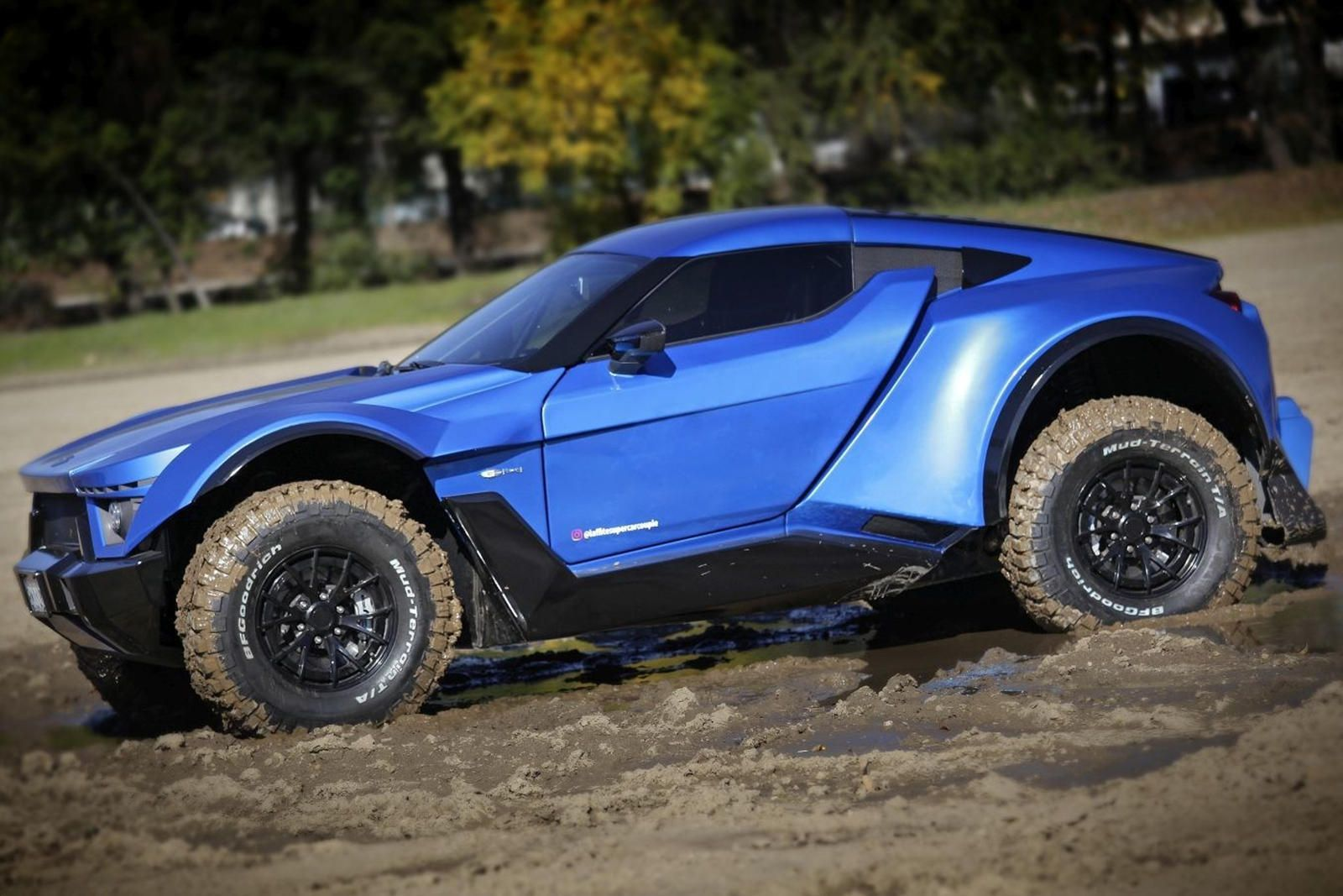 Insane Off Roading Supercars For Those Who Don T Want To Take In The Scenery When Going Off The Beaten Path In 2020 Supercar Design Super Cars Offroad