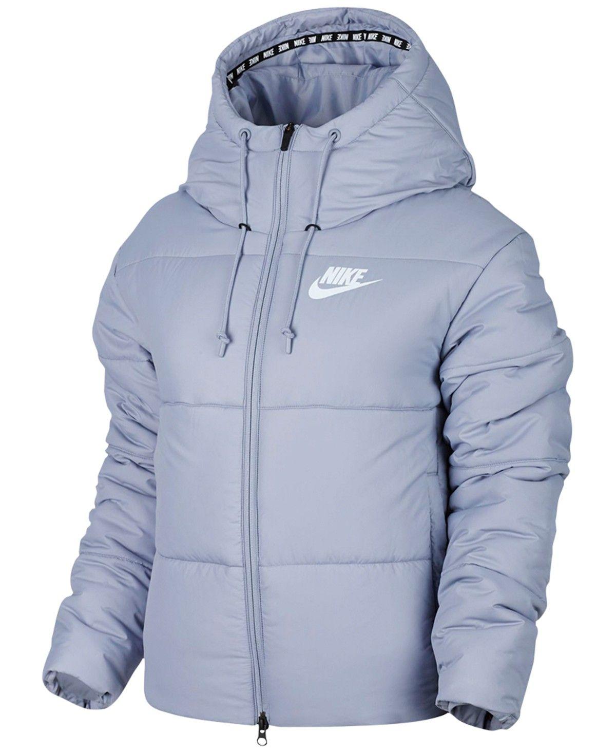 Nike Sportswear Puffer Jacket Jackets Women Macy S Nike Jackets Women Nike Coats Blazer Jackets For Women [ 1467 x 1200 Pixel ]