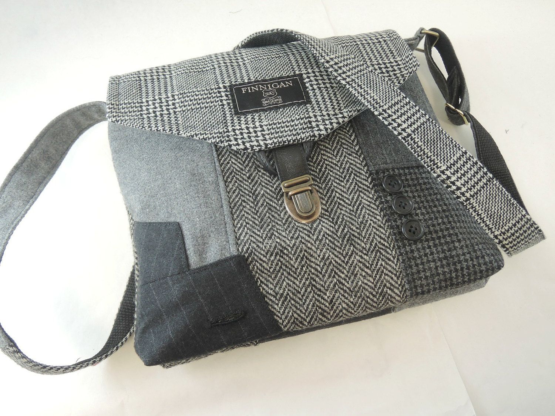Crossbody bag crossbody purse recycled crossbody purse