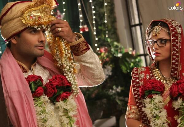 Cute Jodi of #Madhubala EIEJ