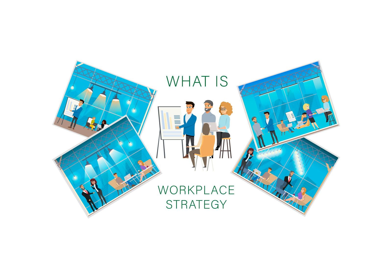 Workplace Strategy What Is It? in 2020 Workplace, Space