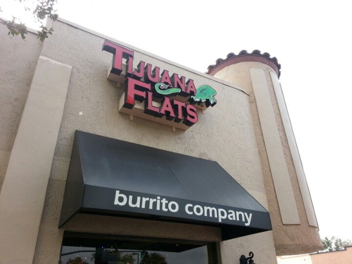 Tijuana Flats In Orlando Fl Mexican Restaurant
