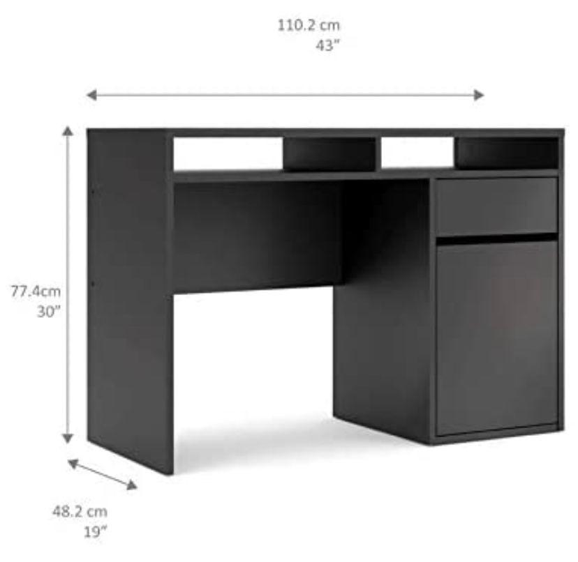 مكتب دراسي للتعليم عن بعد Home Decor Home Desk