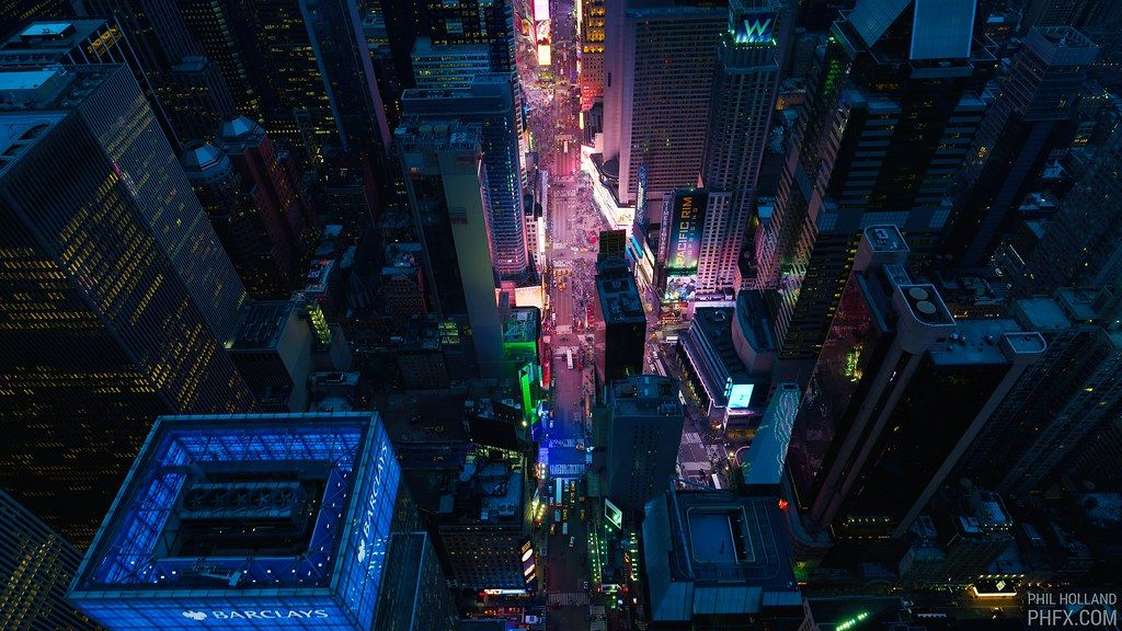 Time Square 15360 X 8640 Times Square R Wallpaper Hd Wallpaper