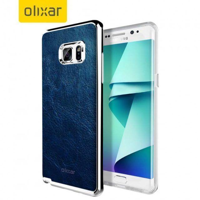 Samsung Galaxy Note 7 con pantalla curva [Rumor]