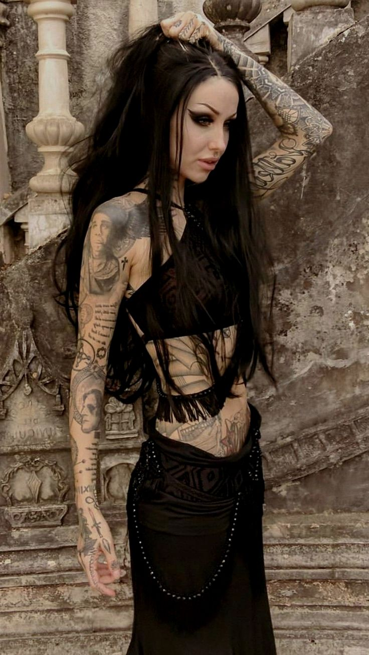 Gothic Fashion Ideas. For Those Individuals Who Get