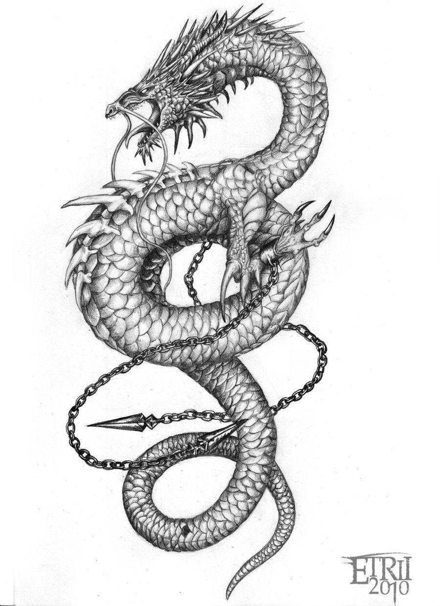 Chinese Legend by on deviantART